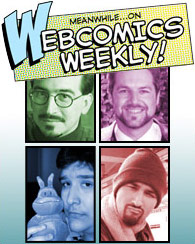 Webcomics Weekly podcast